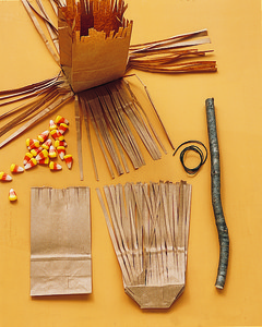 How To Make A Witch Favor Bag