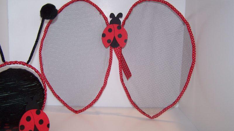 Bug ladybugwings