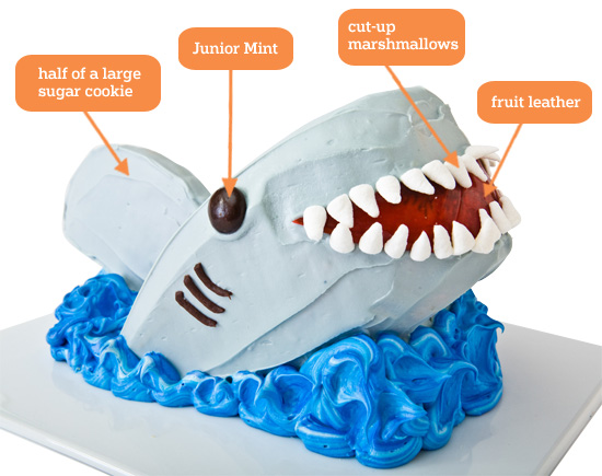 Sharkcake parenting