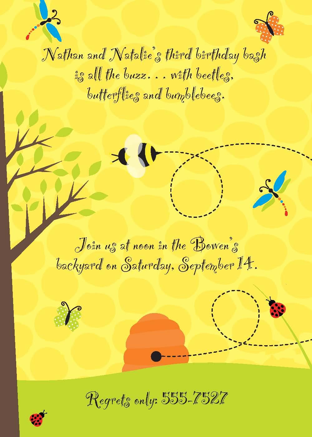 Thecelebrationshoppe bugsbutterflies
