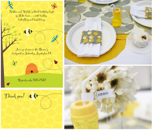 B is for baby shower