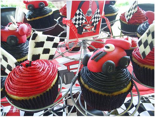 red-race-car-cupcakes