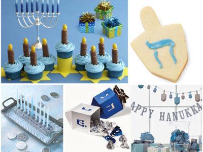Hanukkah party ideas