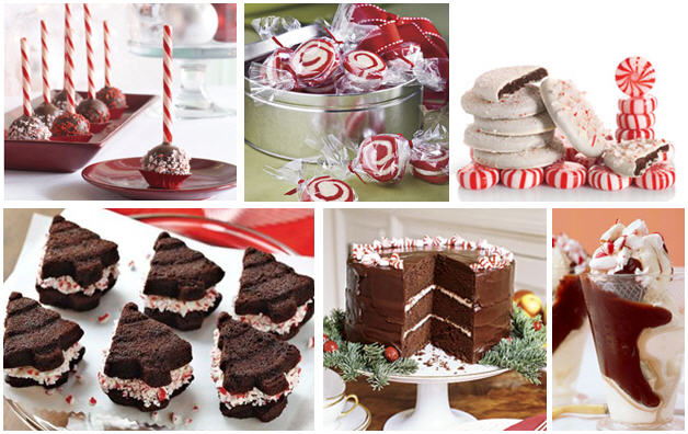 Peppermint cakes cookies 1