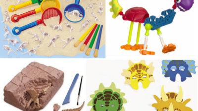 Dinosaur party favor ideas