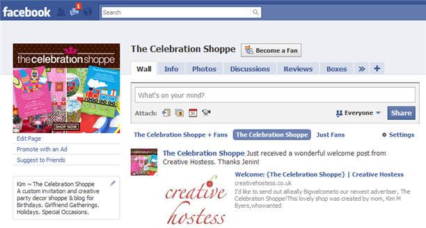 The celebration shoppe on facebook1