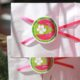 The celebration shoppe luau favor bag