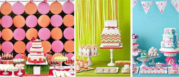 Candy table backdrops 11