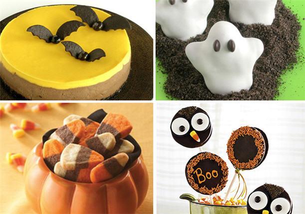 Halloween goodie ideas