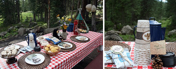 campout-birthday-party-table-setting-and-hot-chocolate