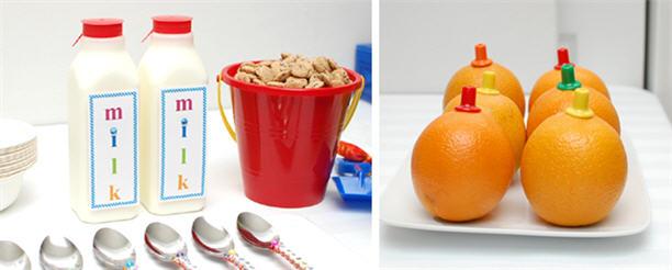 cereal-back-to-school-breakfast-party-milk-juice