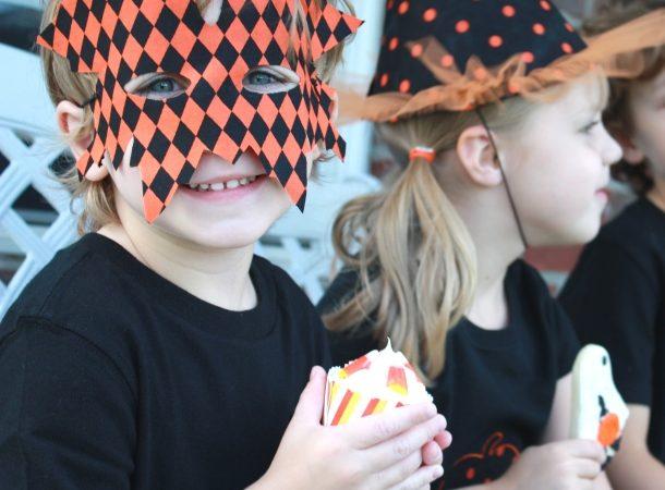 The celebration shoppe candy corn collection halloweenmaskc