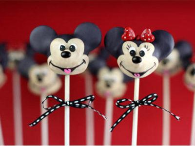 Bakerellas mickey mouse pops