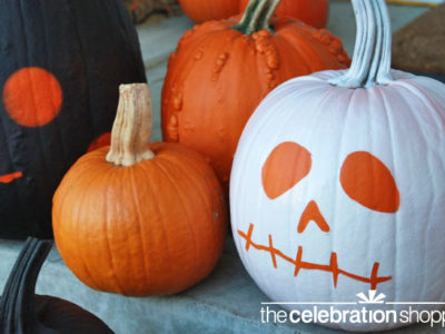 Spooky skeleton pumpkin wl