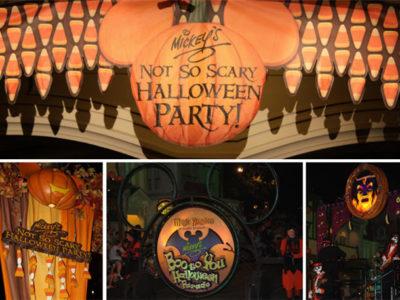 The celebration shoppe disneys not so scary halloween party