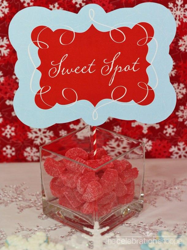 The celebration shoppe mod candy cane sweet spot sign1