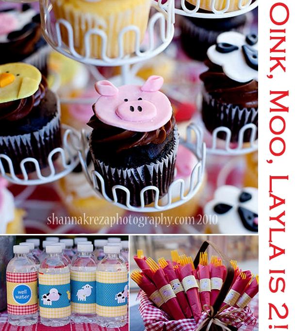 Customer shanna kreza real farm birthday