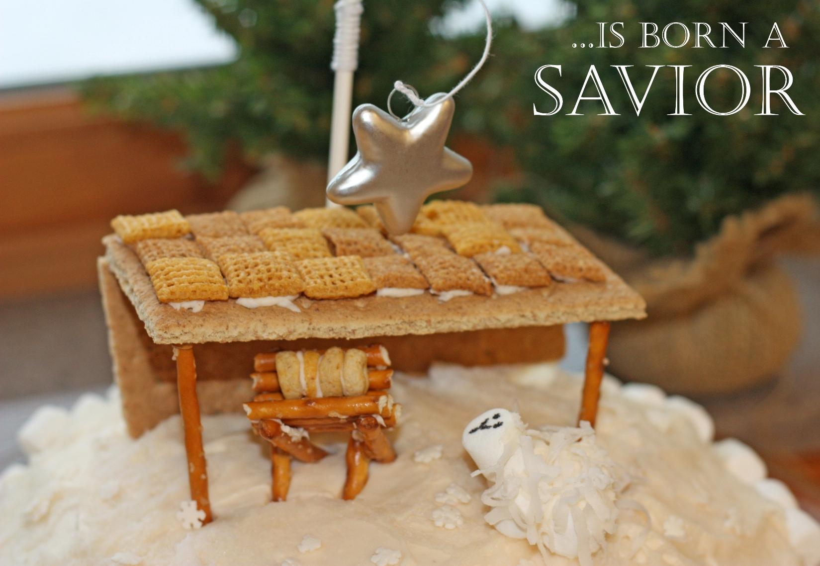 The celebration shoppe jesus birthday cake idea