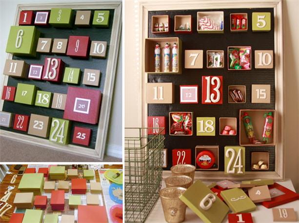 The painter family blog advent calendar