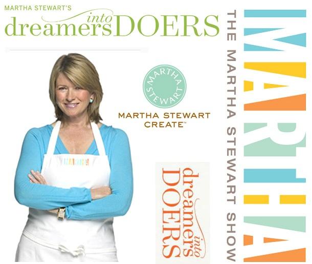 Martha stewart dreamer into doer event 2011