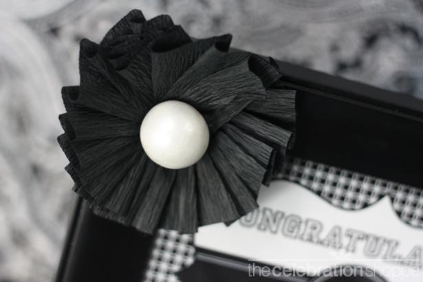 The celebration shoppe crepe flower craft wl