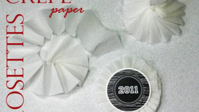 The celebration shoppe diy crepe paper rosettes 2