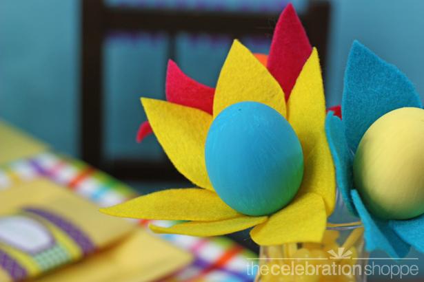 The celebration shoppe easter egg flower cl wl