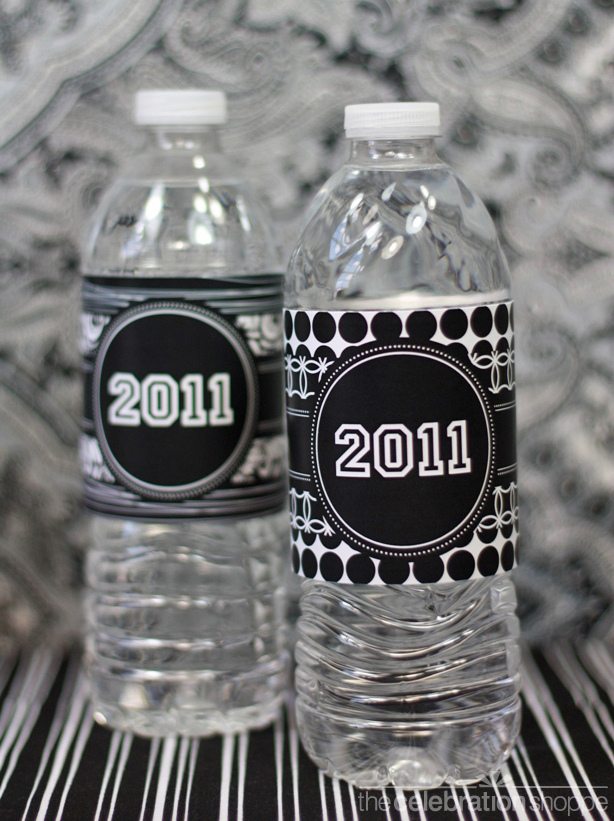 The celebration shoppe graduation 2011 beverage wrapper wl
