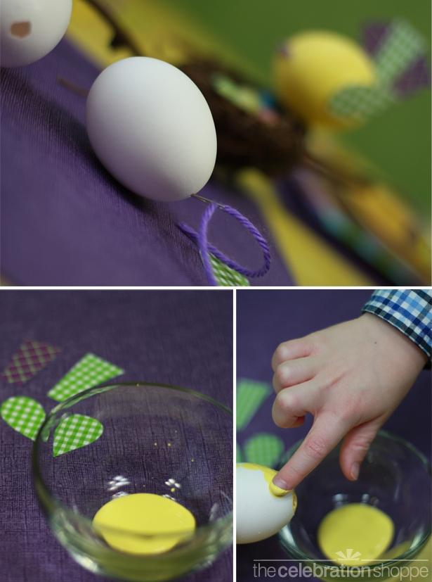 The celebration shoppe mommy egg bird craft
