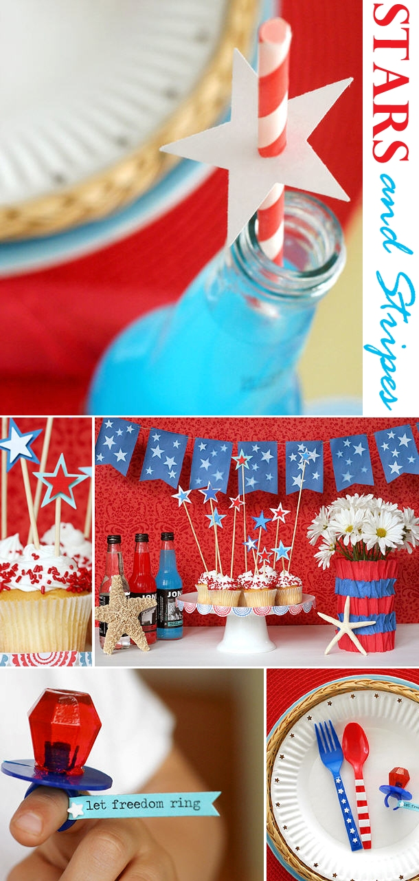 Lisa storms july 4th party ideas