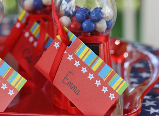 The celebration shoppe patriotic favor idea wl 2