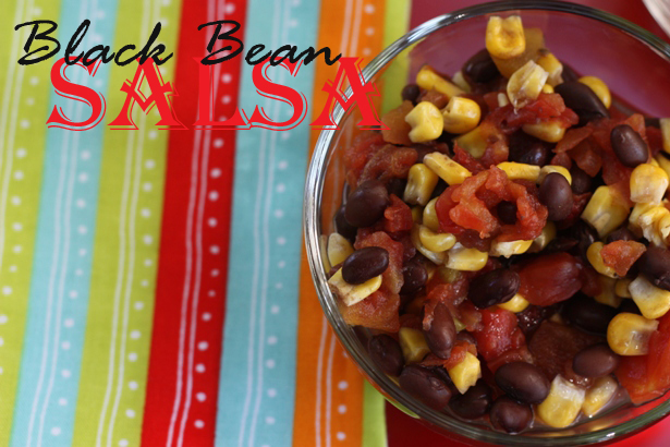 The celebration shoppe black bean salsa wt