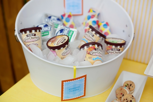 The celebration shoppe ice cream party minis
