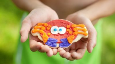 The celebration shoppe stc crab cookie