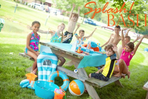 The celebration shoppe pool party gang copy