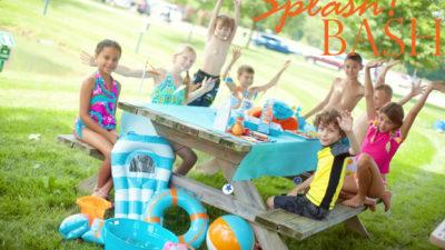 The celebration shoppe pool party gang wt