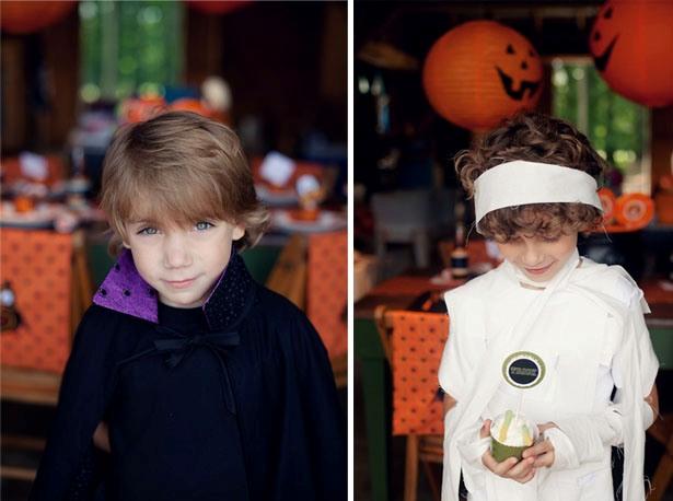 Sew jewell halloween costumes vampire mummy