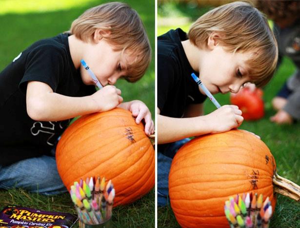 The celebration shoppe carving pumpkins 4d