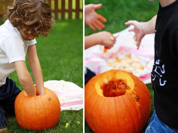 The celebration shoppe carving pumpkins 67 sm