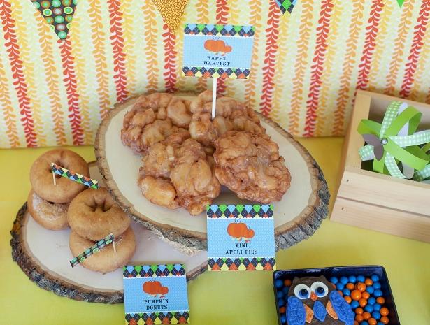 The celebration shoppe harvest diy serving stand 21