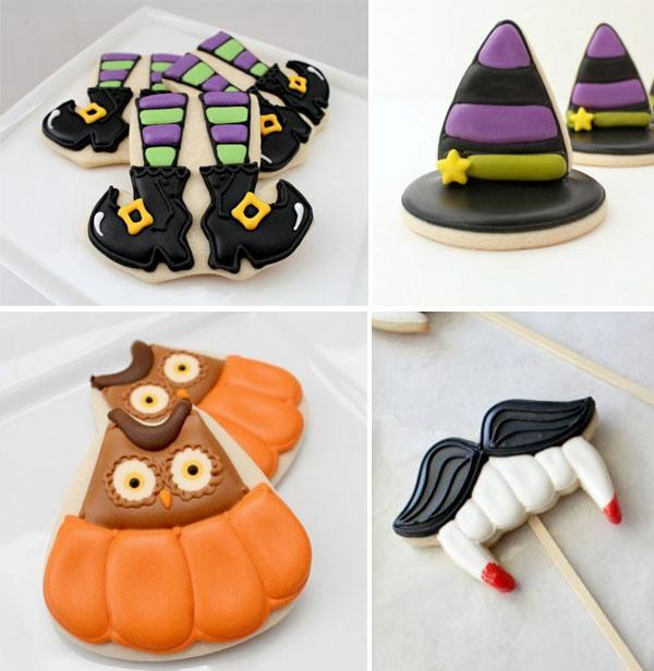 Halloween Cookie Ideas | Kim Byers