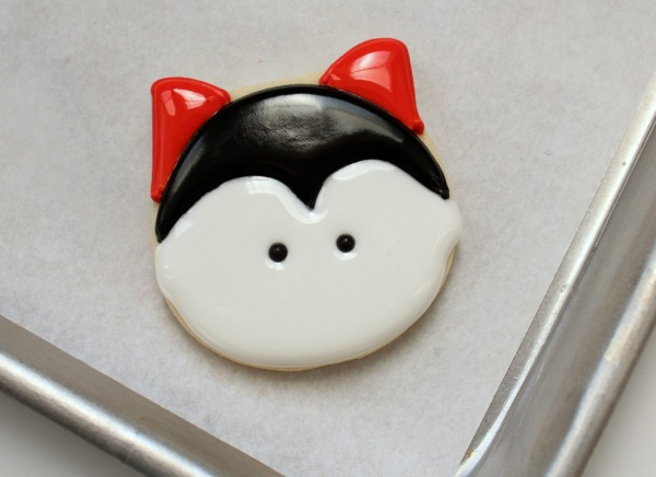 Fun Halloween Vampire Cookies | Kim Byers