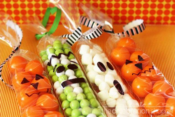 The celebration shoppe cello bag halloween monsters sm wl