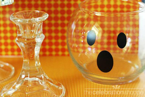 The celebration shoppe monster pedestal jars how to 2 wl