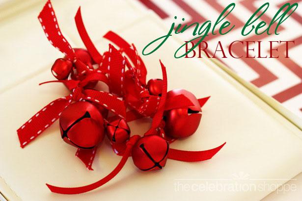 The celebration shoppe diy jingle bell braclet wl