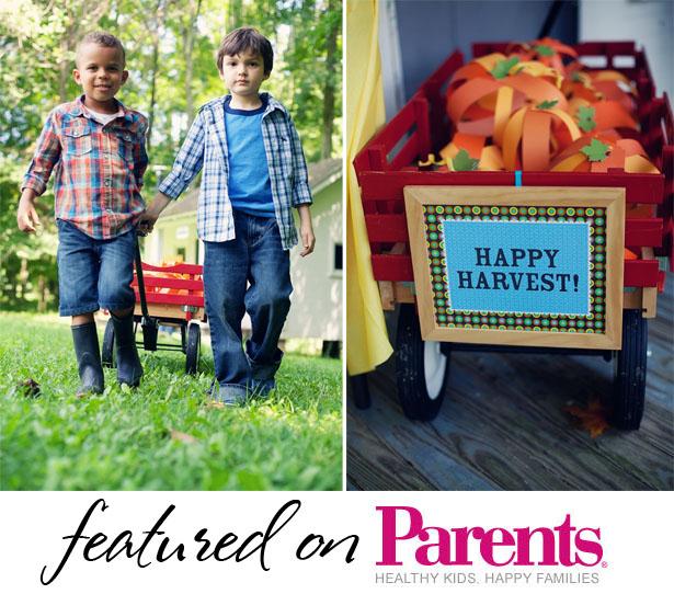 The celebration shoppe harvest party featured on parents1