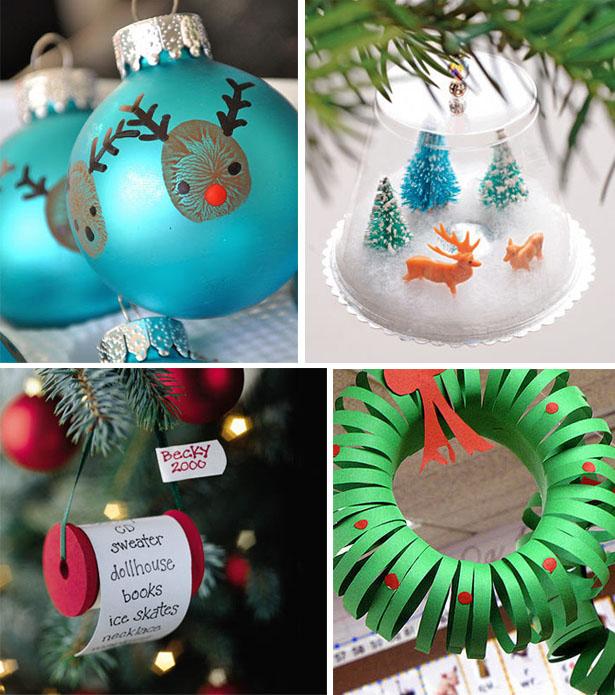 Easy last minute christmas craft ideas