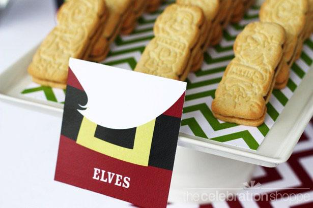 The celebration shoppe keebler elf cookies wl