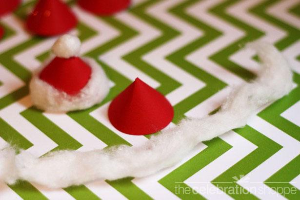 The celebration shoppe santa party favors step 3 wl