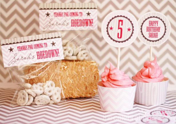 The celebration shoppe cowgirl birthday party 1645 wl